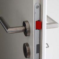ClipIn der Türfallen Schutz größeres Bild