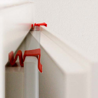ClipUp der Türspalt Klemmschutz