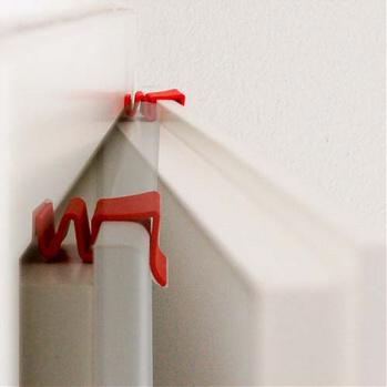 ClipUp Türspalt Türspaltfixierer