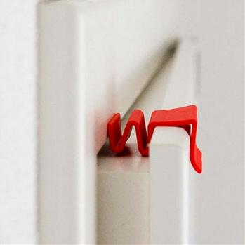 ClipUp Türspalt Fixierer
